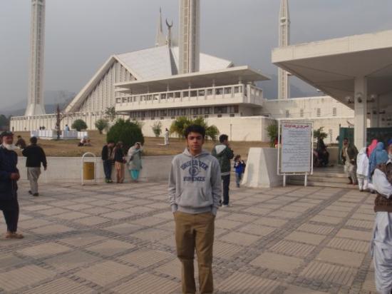 Faisal Mosque: Islamabad
