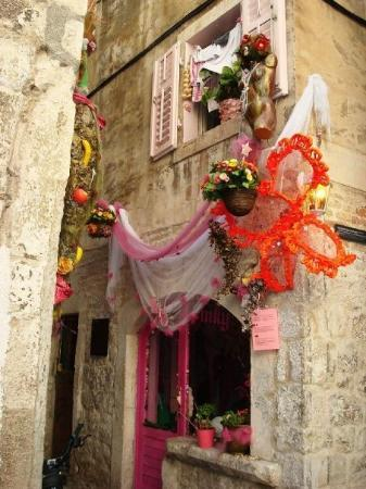 Bol, โครเอเชีย: Our day in Split!