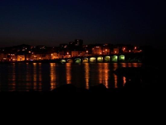 Banyuls-sur-mer, ฝรั่งเศส: Banyuls de nuit
