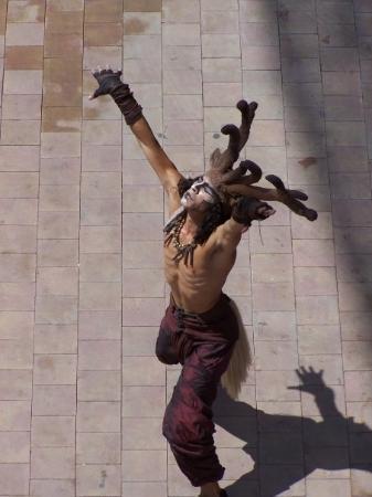 ซาราโกซา, สเปน: Le circ du soleil