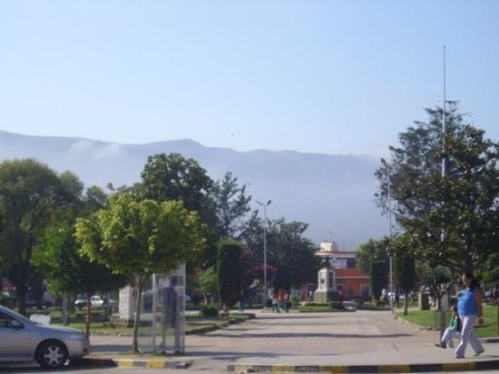 Plaza  cosquin