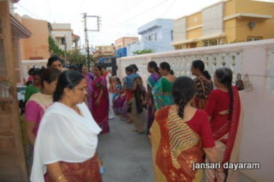 Bhuj, อินเดีย: parayan enjoy with raace