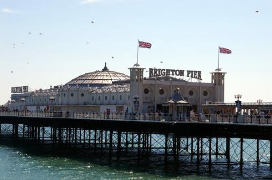 ไบรตัน, UK: Brighton Pier Summer 2007