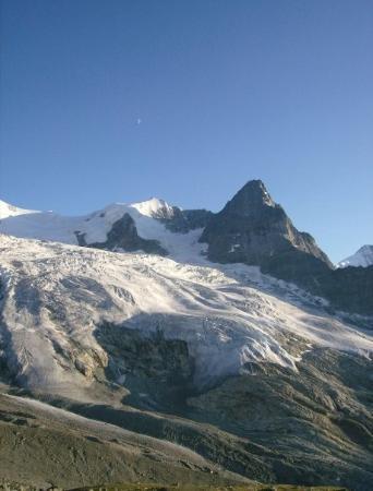 Zinal, สวิตเซอร์แลนด์: nogmaals mooi uitzicht
