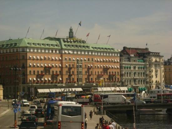 โรงแรมแกรนด์: Grand Hotel, Stockholm