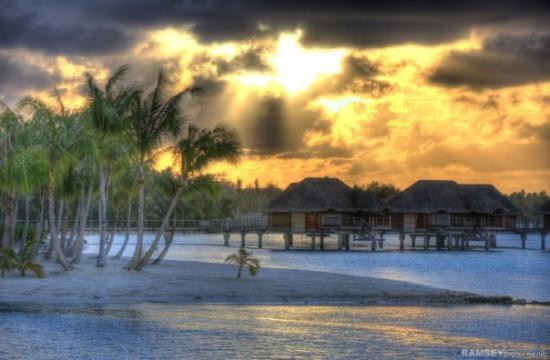 Four Seasons Resort Bora Bora ภาพถ่าย