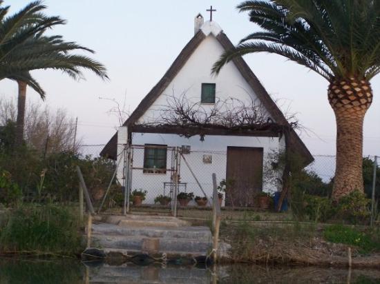 วาเลนเซีย, สเปน: Barraca en la Albufera