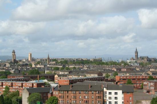 กลาสโกว์, UK: Glasgow - city