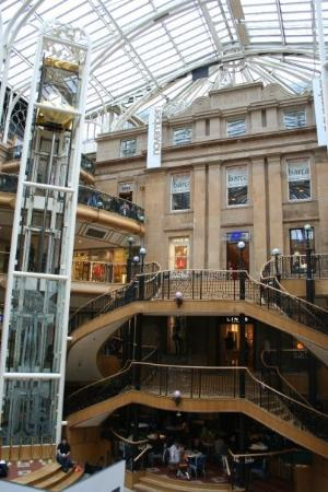 กลาสโกว์, UK: Glasgow - Shoping center