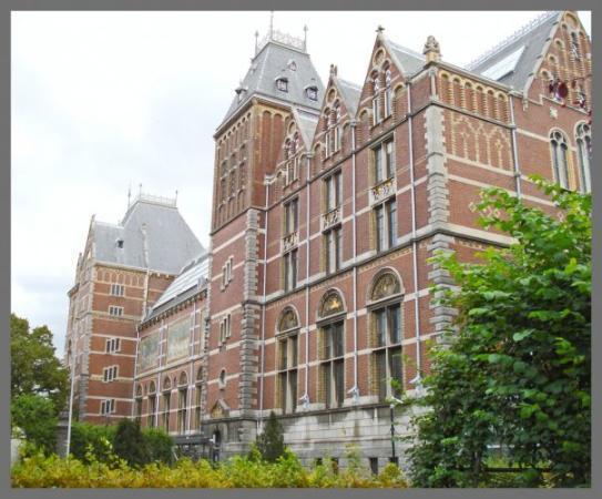 พิพิธภัณฑ์แห่งชาติ: Rijkmuseum Building