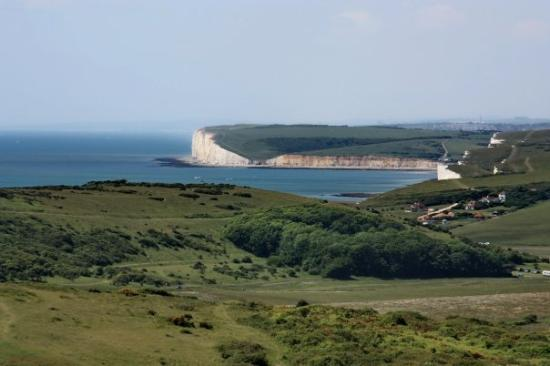 Eastbourne, UK: Beachy Head