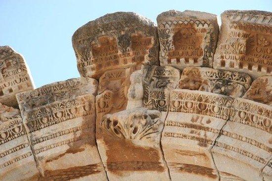 เมืองโบราณเอเฟซัส ภาพถ่าย