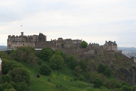 ปราสาทเอดินเบิร์ก: Edinbourgh Castle
