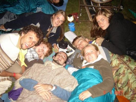 Kidderminster, UK  international jamboree - the last night :)