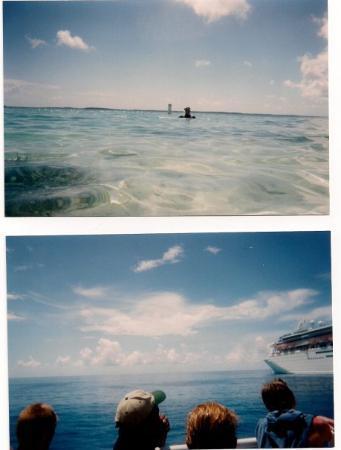 แนสซอ, New Providence Island: Cruise