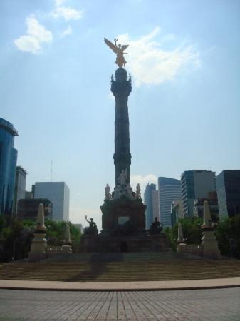 เม็กซิโกซิตี, เม็กซิโก: El angel!!!