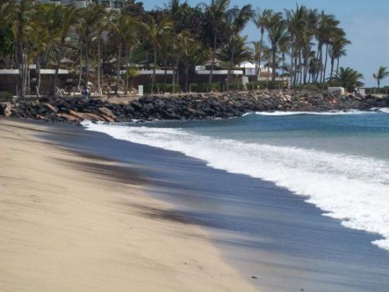 ลันซาโรเต, สเปน: BEAUTIFULL BEACH