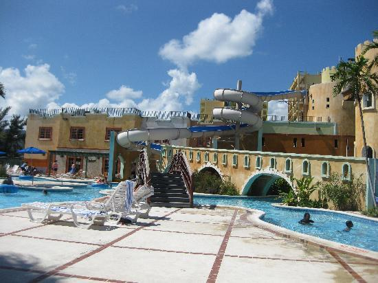 Sunscape Splash Montego Bay: waterpark
