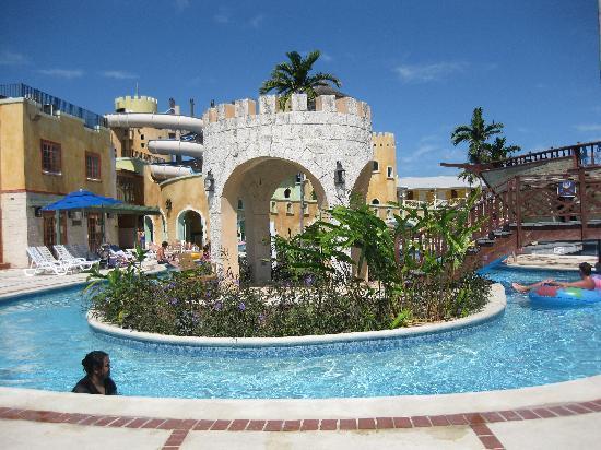 Sunscape Splash Montego Bay: waterpark 2