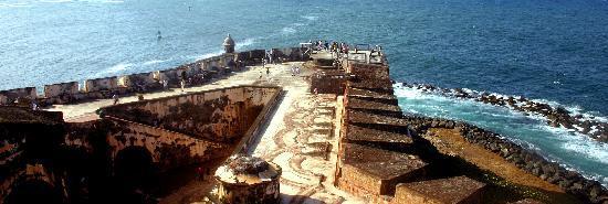 แหล่งประวัติศาสตร์แห่งชาติซานฮวน: El Morro