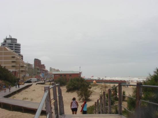 มาร์เดลพลาตา, อาร์เจนตินา: PLAYAS DE GESEL . VERANO 2009