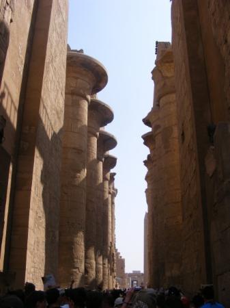 ลักซอร์, อียิปต์: Marsa Alam 2008, Luxor - Tempio di Karnak