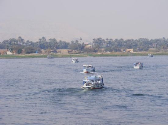 ลักซอร์, อียิปต์: Marsa Alam 2008, Luxor - Il Nilo
