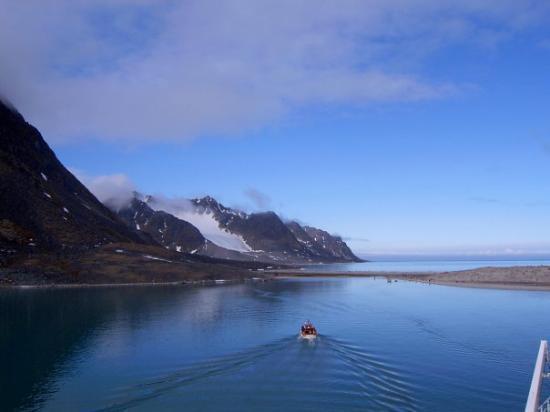 Spitsbergen/möllerhavn
