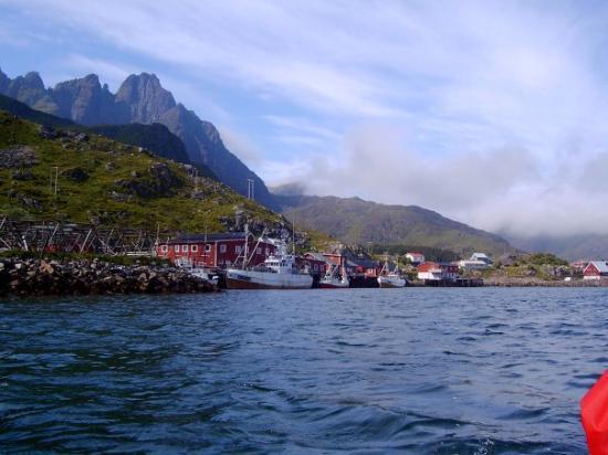 Spitsbergen, นอร์เวย์: Nussfjord