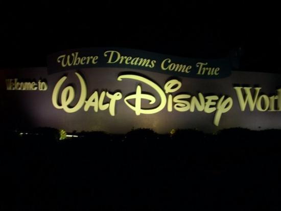 Walt Disney World Resort: noche