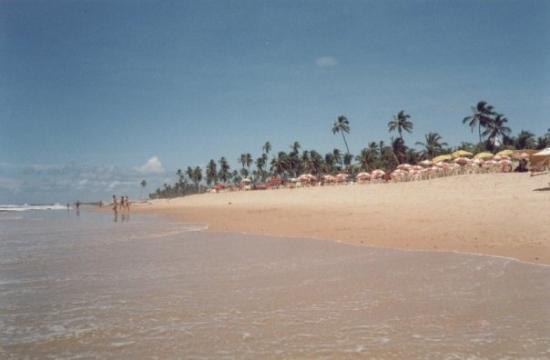 ซัลวาดอร์: playa de itapoa, salvador, bahía, brasil