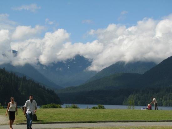 แวนคูเวอร์, แคนาดา: Cleveland Dam, Vancouver, BC.