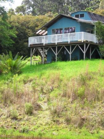 Ookala, ฮาวาย: Our house
