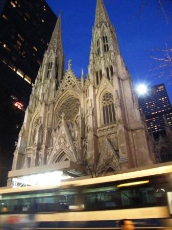 St. Patrick's Cathedral: New York, État de New York, États-Unis