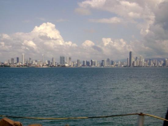 ปานามาซิตี, ปานามา: Panoramica de la ciudad
