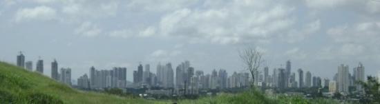 ปานามาซิตี, ปานามา: Vista previa de la ciudad de panamá