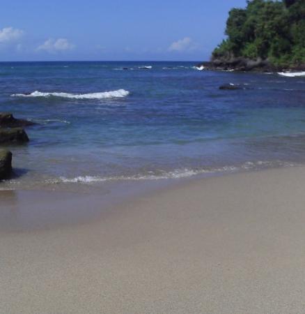 Chuspa, Venezuela: Playa caribito