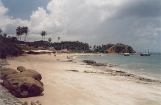 ซัลวาดอร์: playa de los frailes, bahí