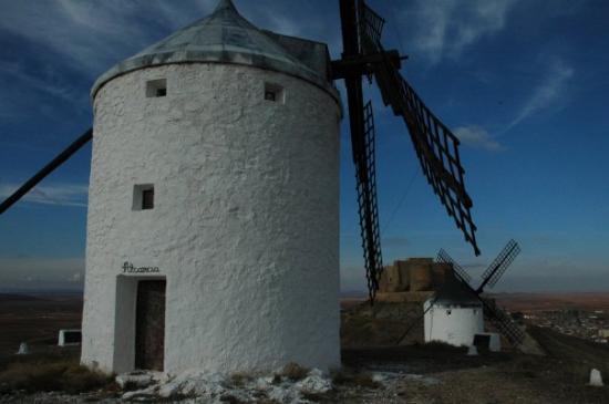 โทลีโด, สเปน: Los Molino del Quijote at Toledo