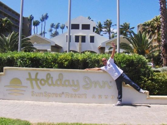 Holiday Inn Resort Aruba - Beach Resort & Casino: el hotel donde nos quedamos!!!