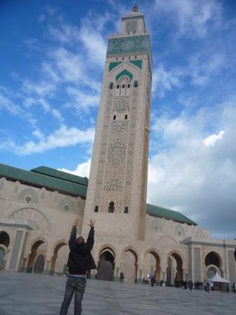 คาซาบลังกา, โมร็อกโก: Mezquita Hassan II