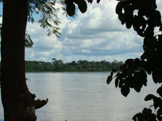 Leticia, โคลอมเบีย: Parque Amacayacu - mar 22