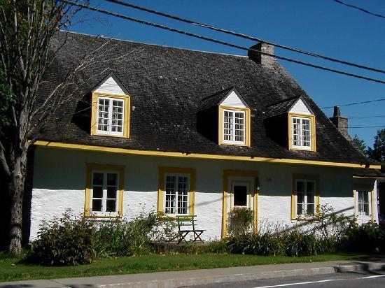 Deschambault-Grondines, แคนาดา: Chemin du roy, Deschambault,