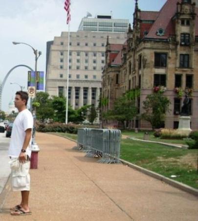 เซนต์หลุยส์ , มิสซูรี่: Downtown St. Louis MO.
