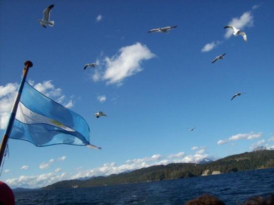 ซานคาร์ลอสเดบาริโลช, อาร์เจนตินา: Aguante Argentina!