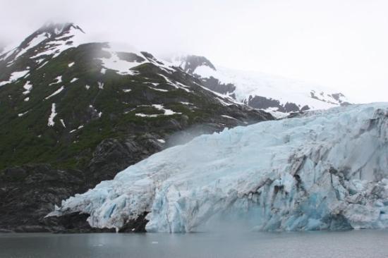 Portage Glacier ภาพถ่าย