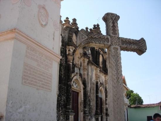 กรานาดา, นิการากัว: Cathedral in Grenada