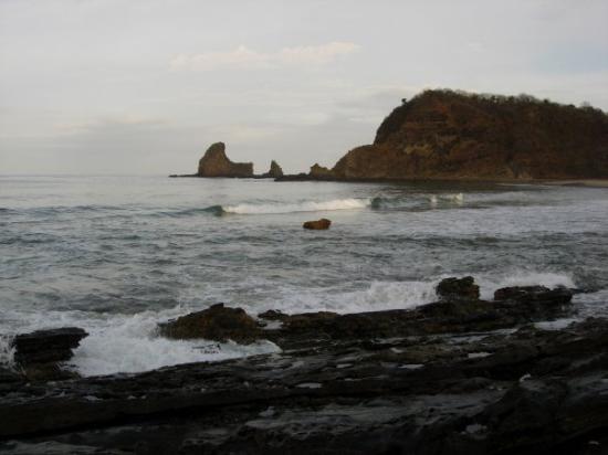 San Juan del Sur, นิการากัว: The fin at Playa Majagual