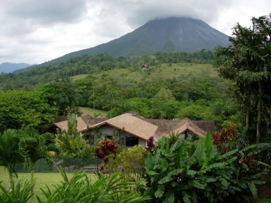 อุทยานแห่งชาติ Arenal Volcano National Park, คอสตาริกา: Volcan Arenal