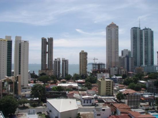 ปานามาซิตี, ปานามา: Panama City skyline